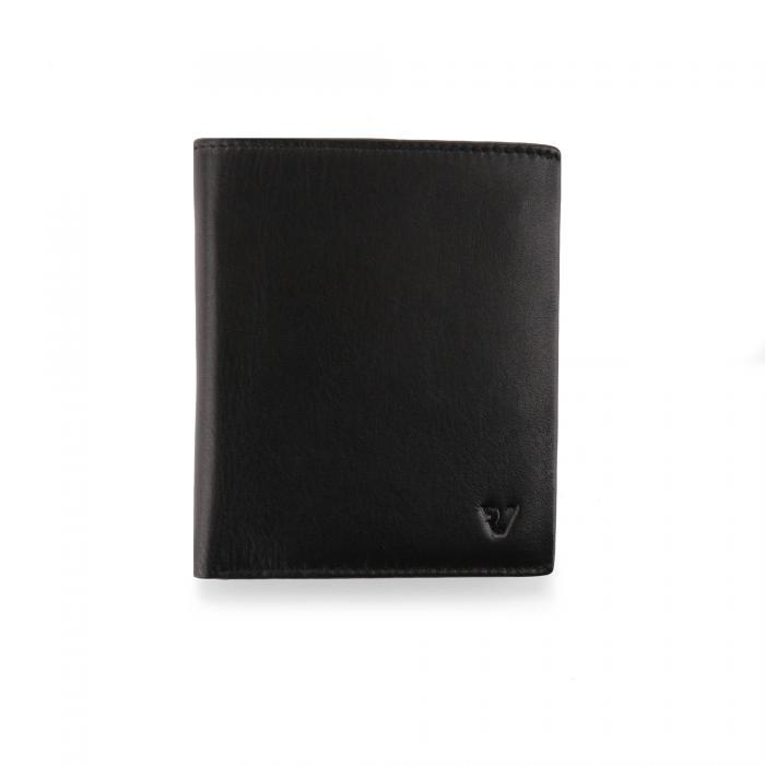 Herrenbrieftaschen  BLACK