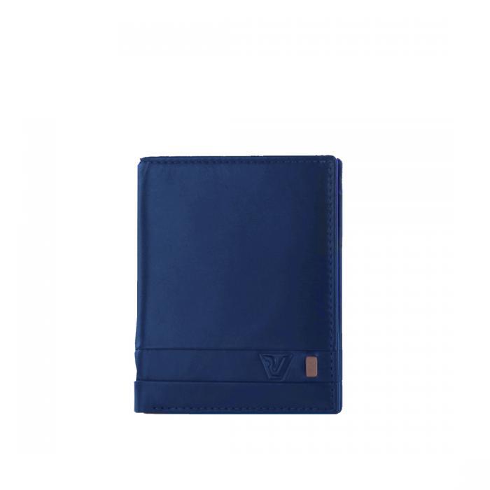 Porta Carte Di Credito  BLUE