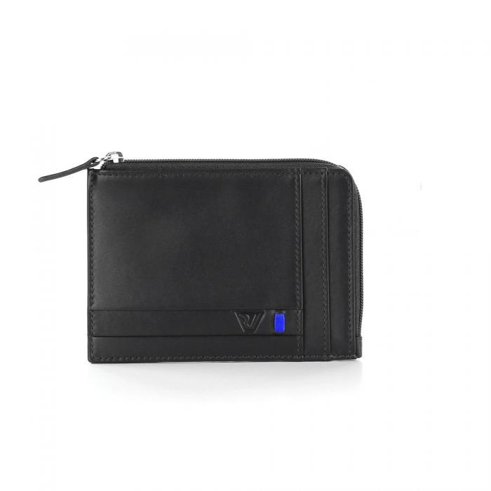 Porta Carte Di Credito  BLACK