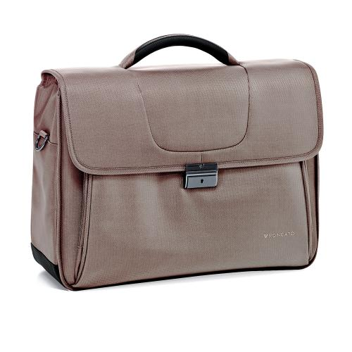 LAPTOP BRIEFCASE  ECRU