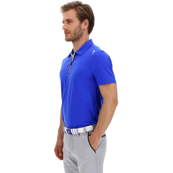 Polo Uomo ASEI 63538 Blu Constellation Chervò