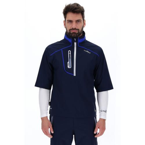 Image of Chervò Anorak man blue navy