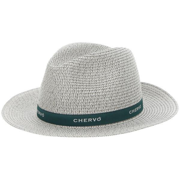 Cappello  WALERIO 63780 Grigio Bianco Chervò