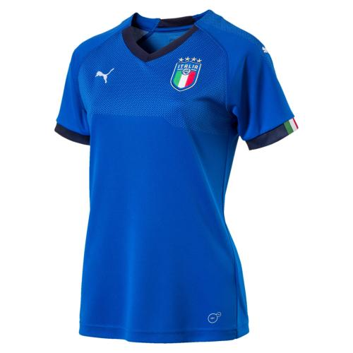 FIGC Italia Home Shirt Replica Woman