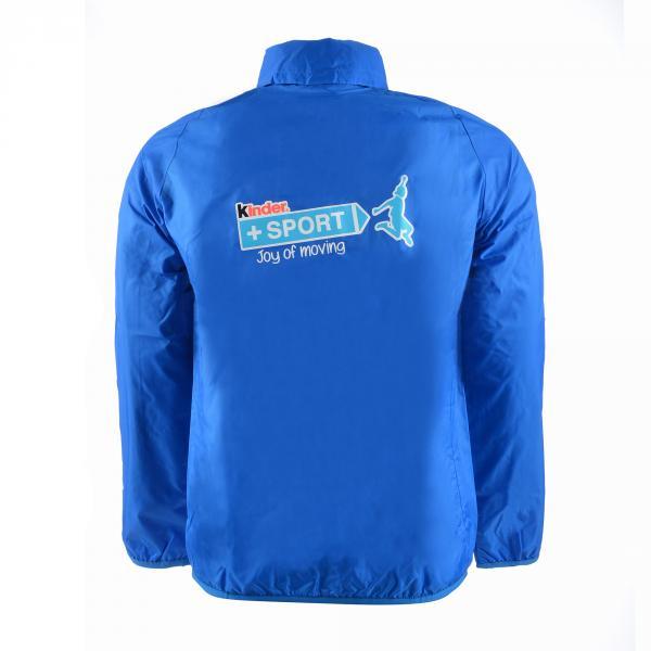 Puma Antipioggia Figc Italia Junior Blu Tifoshop