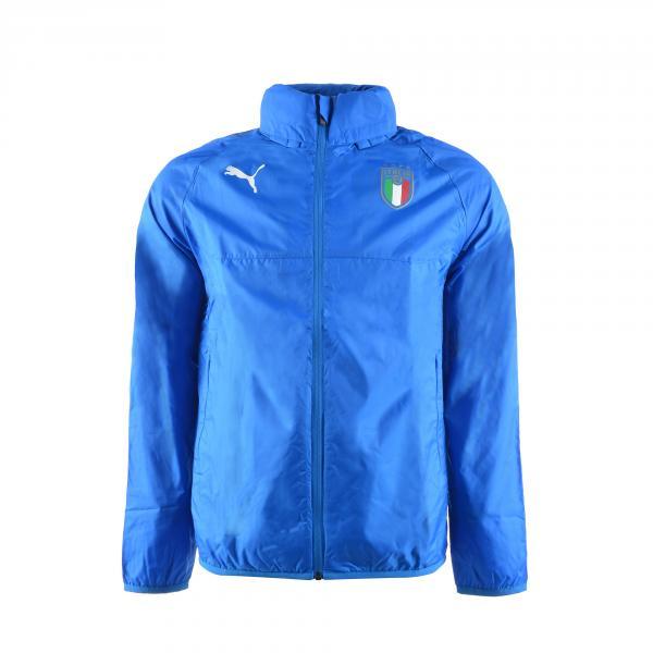 Antipioggia Italia Junior Blu FIGC Store
