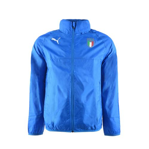 FIGC Italia Rain Jacket Junior