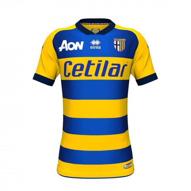 Errea Maglia Gara Away Parma   18/19