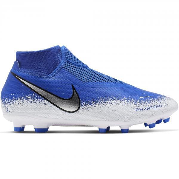 Nike Scarpe Calcio Phantom Vsn Academy Df Fg/mg Blu