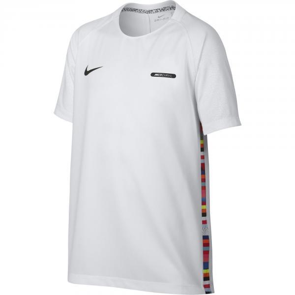 Nike T-shirt Mercurial  Junior Cristiano Ronaldo Bianco