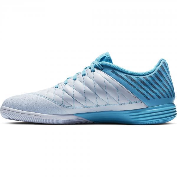 Nike Scarpe Calcetto Lunargato Ii Azzurro Tifoshop