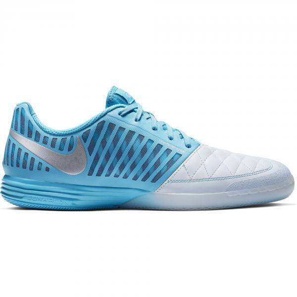 Nike Scarpe Calcetto Lunargato Ii Azzurro