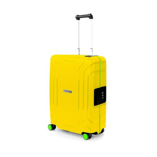 TROLLEY MEDIO  GIALLO