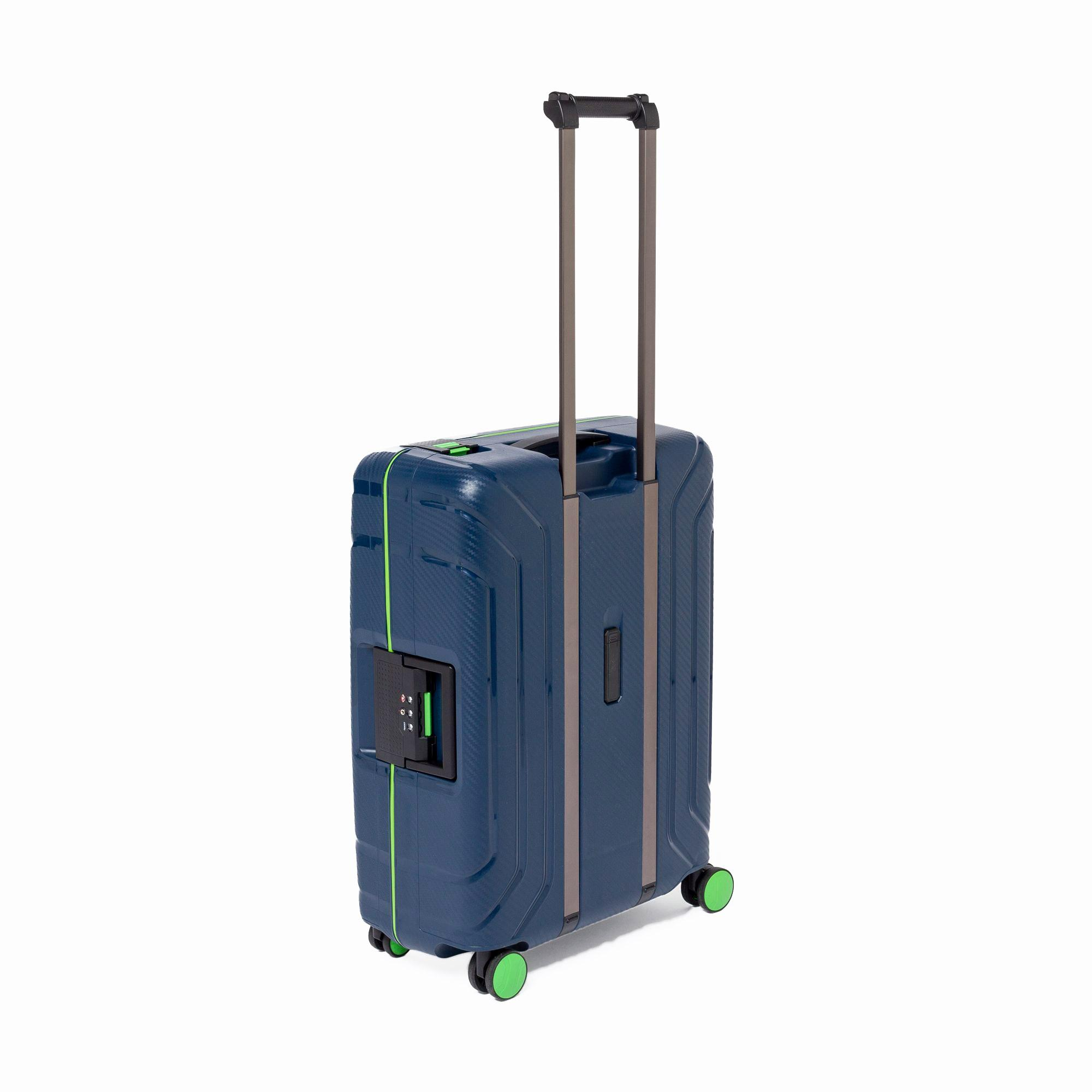 Trolley Medio  BLU NOTTE Modo by Roncato