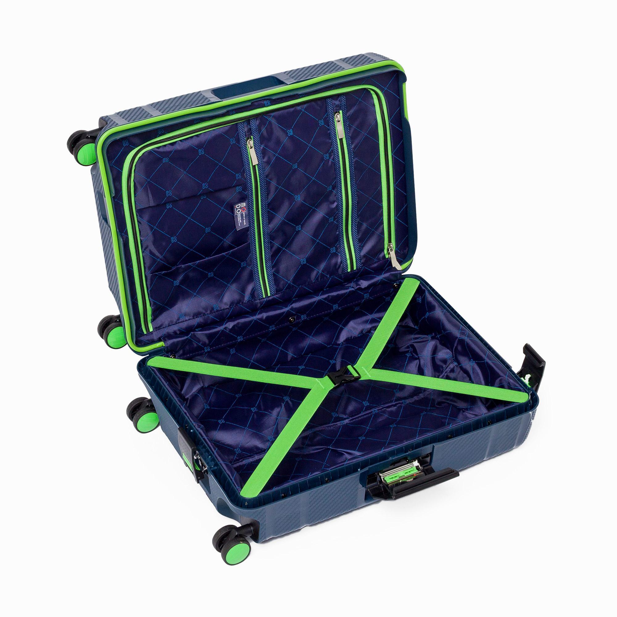 Cabin Luggage  DARK BLUE Modo by Roncato
