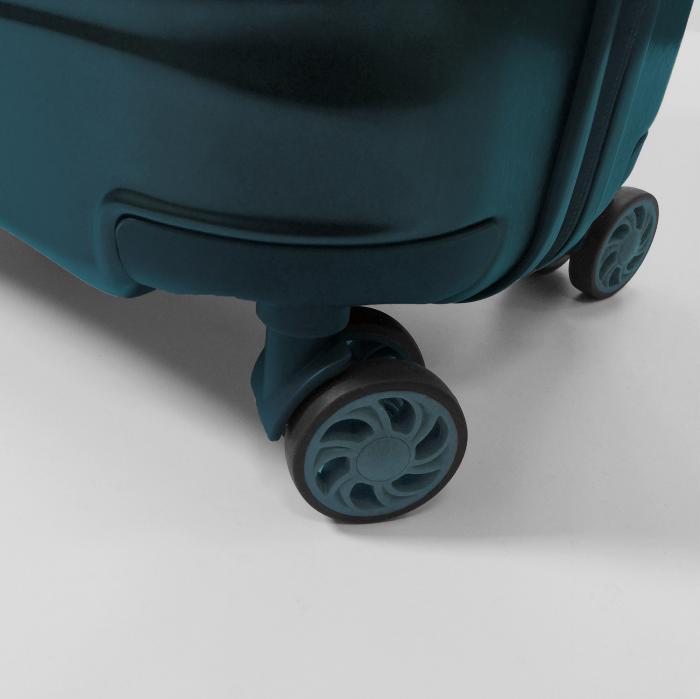 Trolley Cabina  VERDE SCURO Roncato
