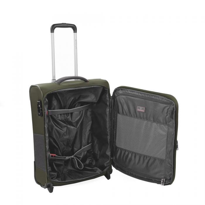 Cabin Luggage  GREEN MILITAR Roncato