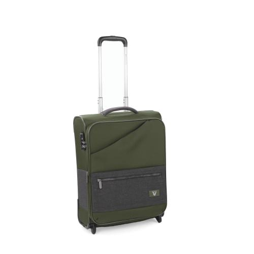 CABIN LUGGAGE  GREEN MILITAR