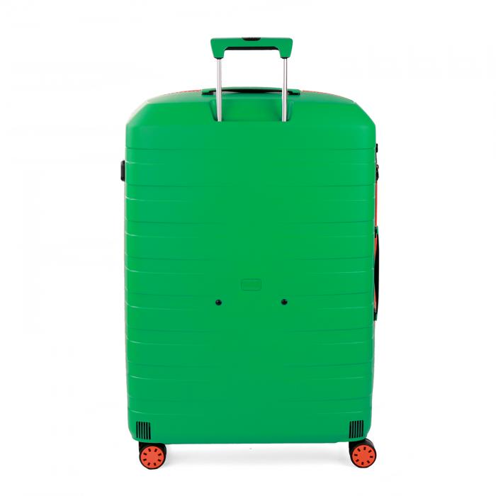 Large Luggage  ORANGE/MINT Roncato