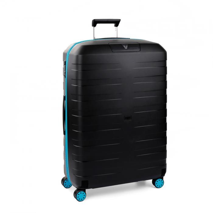 Large Luggage  LIGHT BLUE/BLACK