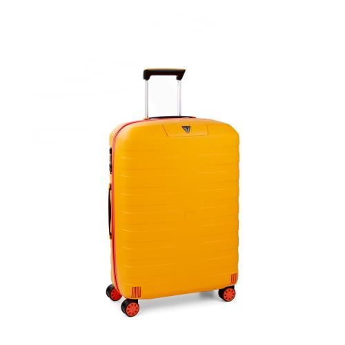 MEDIUM LUGGAGE  ORANGE/SUN