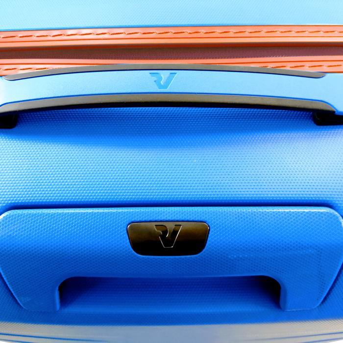 Mittelgrosse Koffer  ORANGE/ELECTRIC BLUE Roncato