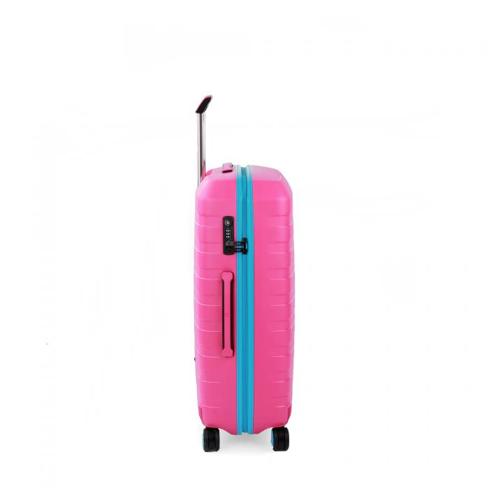 Trolley Moyenne Taille  LIGHT BLUE/PINK Roncato