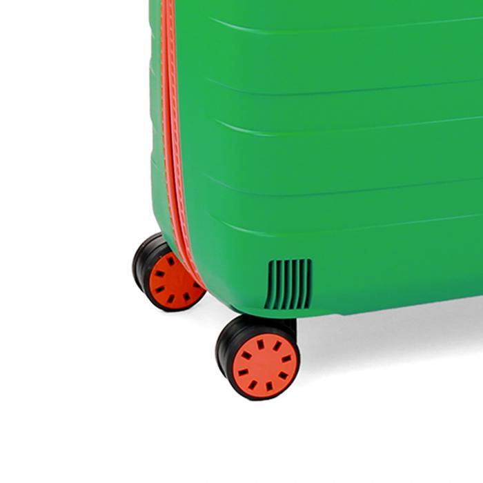 Trolley Cabina  ARANCIO/MENTA Roncato