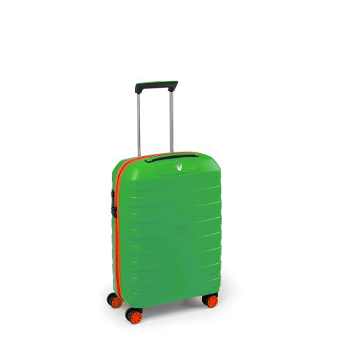 CABIN LUGGAGE  ORANGE/MINT