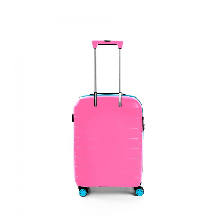 Cabin Luggage  LIGHT BLUE/PINK Roncato