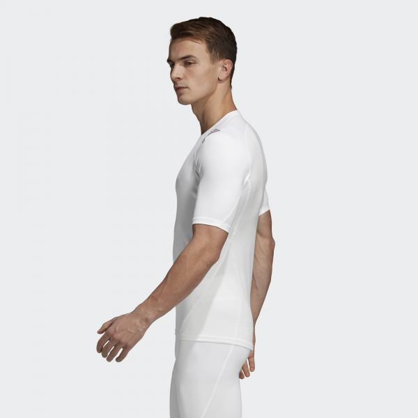 Adidas Maglia Alphaskin Sport    2019 Bianco Tifoshop