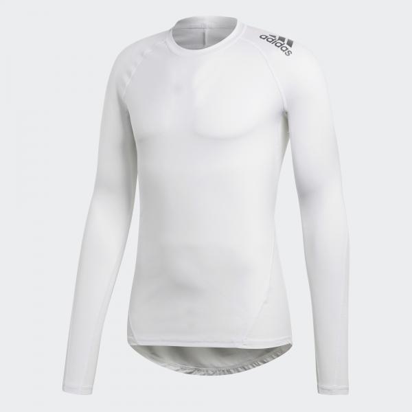 Adidas Maglia Alphaskin Sport    2019 Bianco