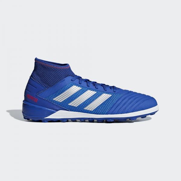 Adidas Scarpe Calcetto Predator Tango 19.3 Tf Blu