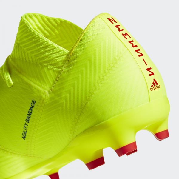 Adidas Scarpe Calcio Nemeziz 18.2 Fg Giallo Tifoshop