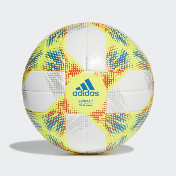 Adidas Pallone Conext 19 Top Training Bianco