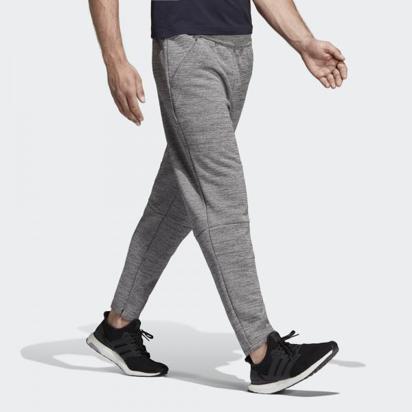 Adidas Pantalone Z.n.e. Tapered Grigio Tifoshop