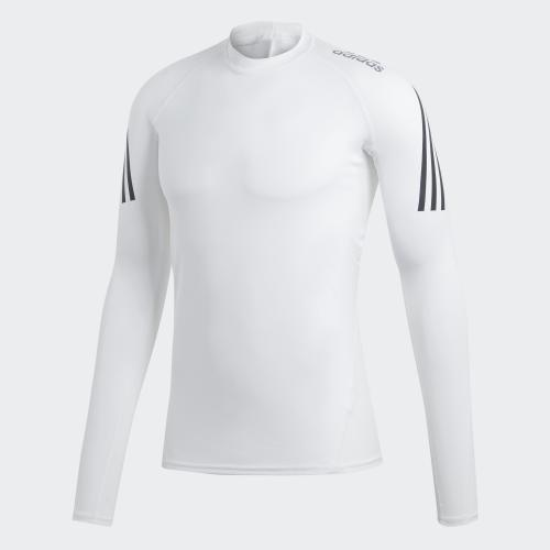 Adidas Sweater ALPHASKIN SPORT+ 3-STRIPES    2019