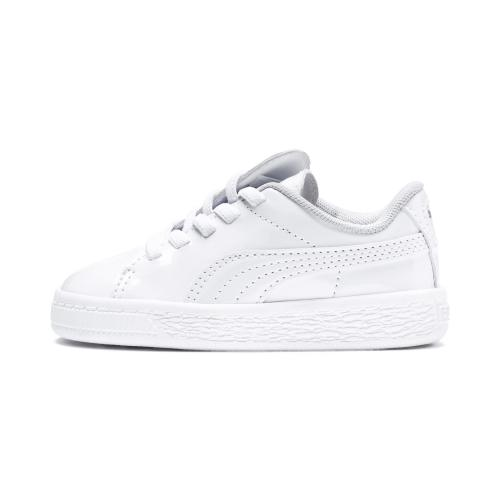 Puma Scarpe Basket Crush Patent Ac  Junior