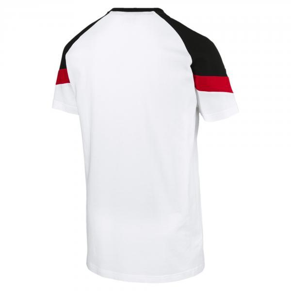 Puma T-shirt Iconic Mcs Bianco Tifoshop