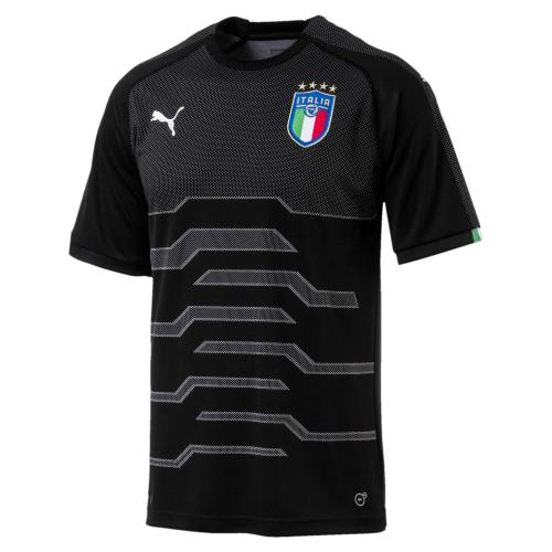 FIGC Italia Kids Goalkeeper with MICHELE 1 customization
