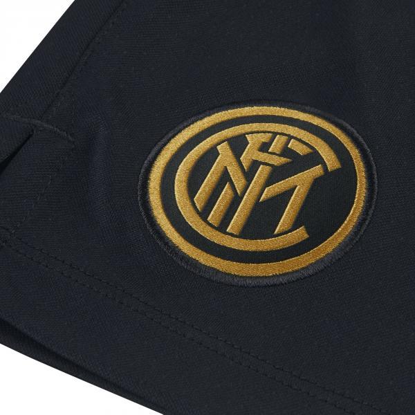 Nike Pantaloncino Allenamento Inter   19/20 Nero Tifoshop