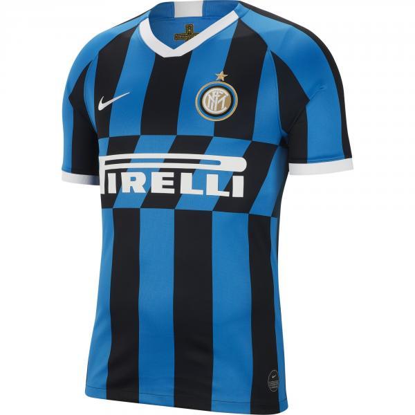Nike Maglia Gara Home Inter Junior  19/20 Blu