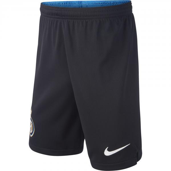 Nike Pantaloncini Gara Home & Away Inter Junior  19/20 Nero