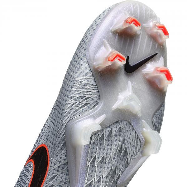 Nike Scarpe Calcio Superfly 6 Elite Fg Grigio Nero Tifoshop