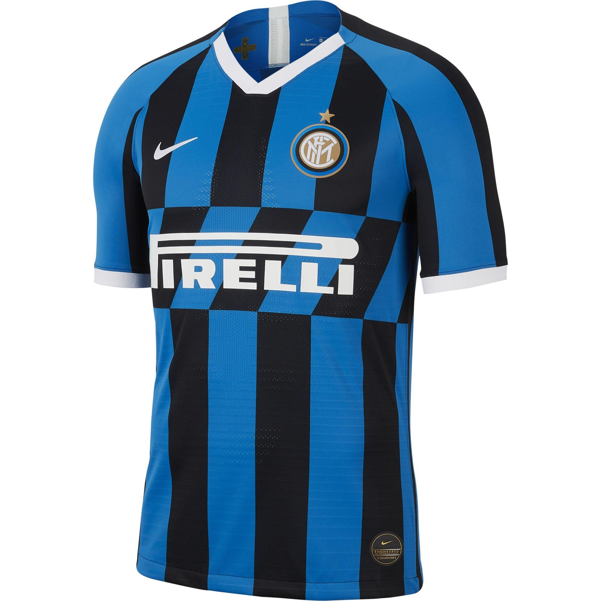 Nike Maglia Gara Authentic Home Inter   19/20