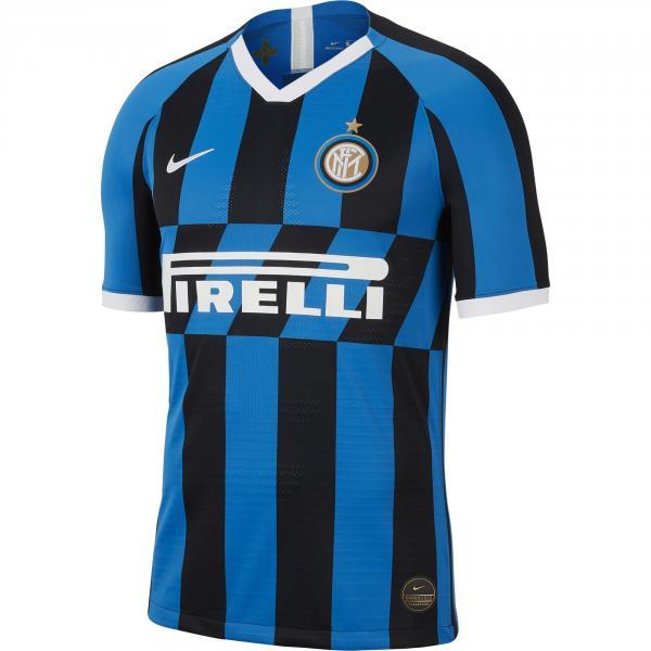 Nike Maglia Gara Authentic Home Inter   19/20 Blu