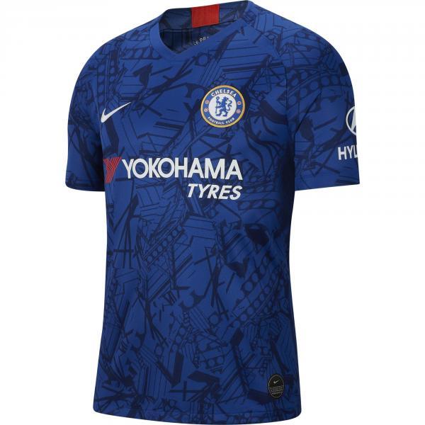 Nike Maglia Gara Home Chelsea   19/20 Azzurro