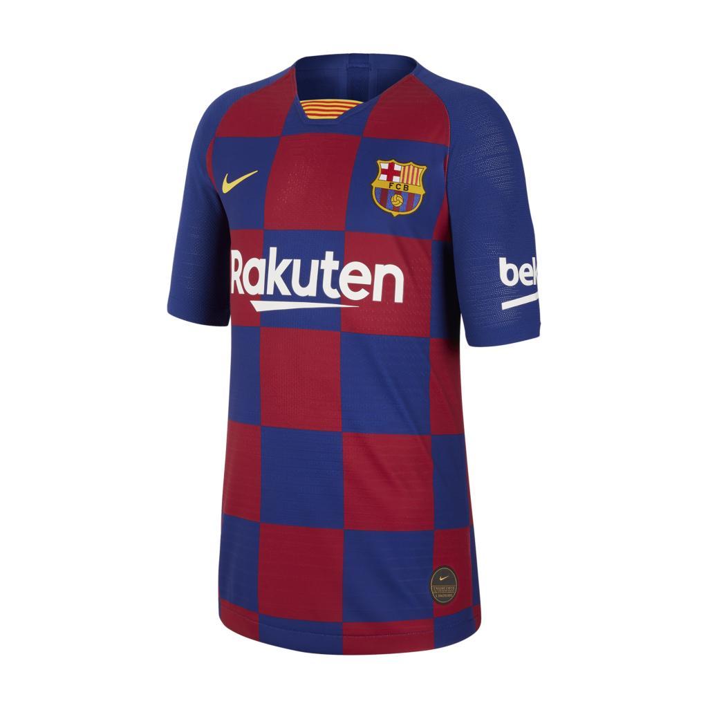 Nike Maglia Gara Home Barcellona   19/20