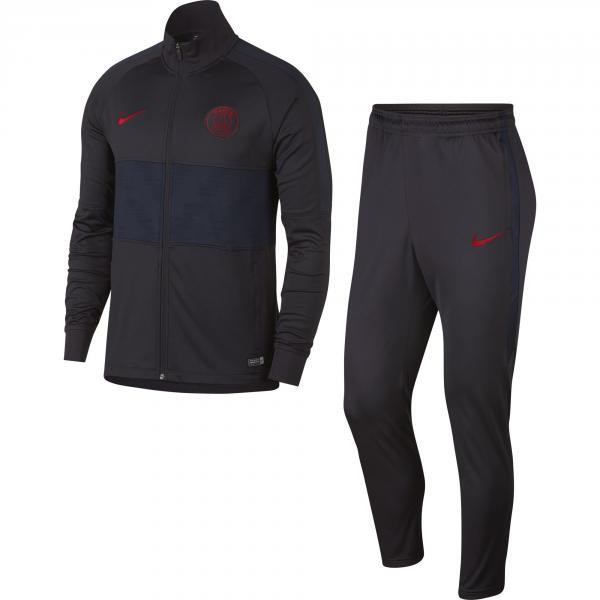 Nike Tuta  Paris Saint Germain Grigio