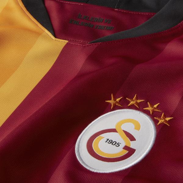 Nike Maglia Gara Home Galatasaray   19/20 Rosso Tifoshop